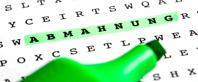 Abmahnung Wegen Filesharing Wann Unterlassungserklärung Schreiben