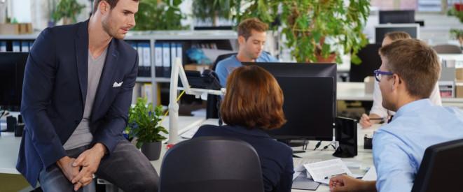 bürofläche pro mitarbeiter: diese mindestgrößen gelten