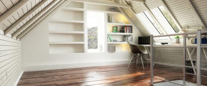 dachboden ausbauen genehmigung und wichtige vorschriften. Black Bedroom Furniture Sets. Home Design Ideas