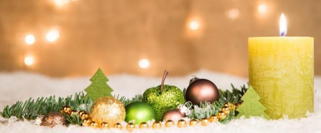 Wann Weihnachtsdeko.Weihnachtsdeko Draußen Und Drinnen Rechtliches Für Mieter