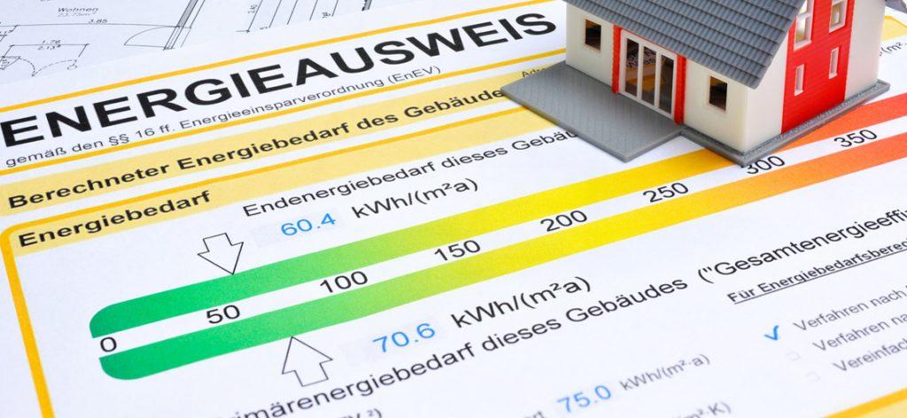 Energieausweis Dokument