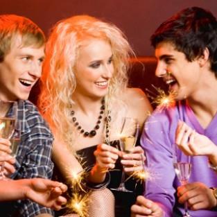 Lärmbelästigung: Wenn die Party zu laut ist, dürfen Sie einschreiten.