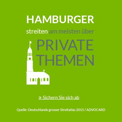 02_ADVOCARD_Hamburger streiten am meisten ueber private Themen