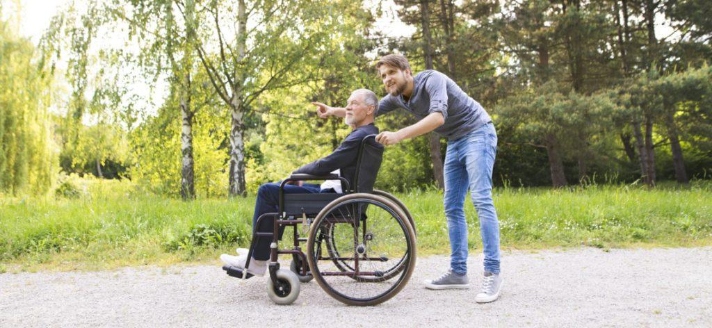 Pflegeheim: Wer trägt die Kosten?