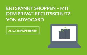 Alle Informationen zu der privaten Rechtsschutzversicherung von ADVOCARD