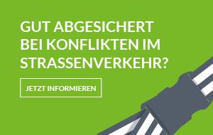 Alle Informationen zur Verkehrsrechtsschutzversicherung von ADVOCARD